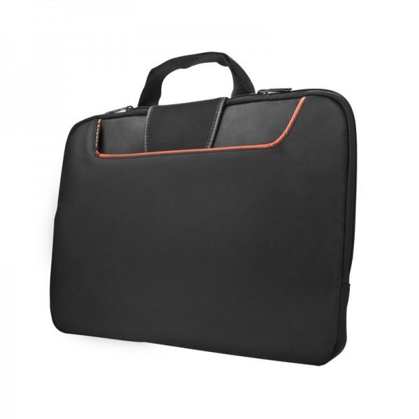 Pochette de transport quotidien pour ordinateurs portables jusqu'à 33,78 cm