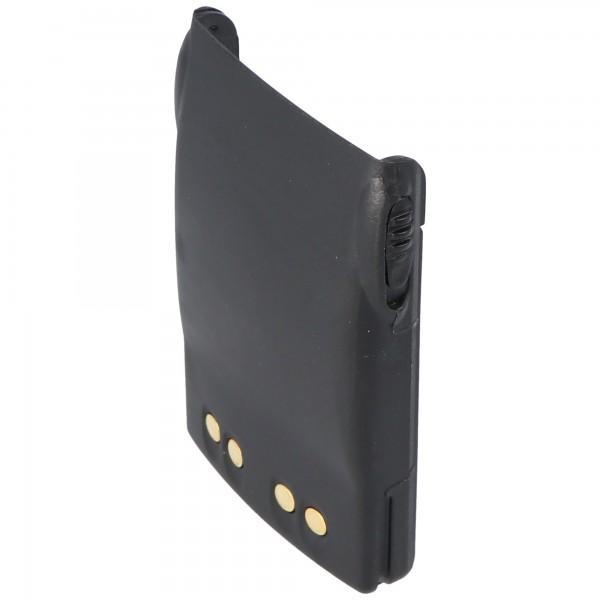 Batterie pour Motorola GP388, PMW502H, Li-ion 1800mAh