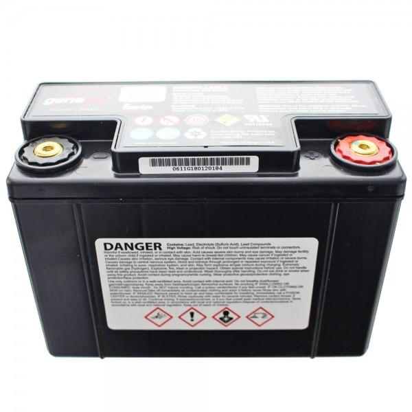 Hawker Enersys Genesis G13EP 0770-2007 Batterie au plomb 13000mAh
