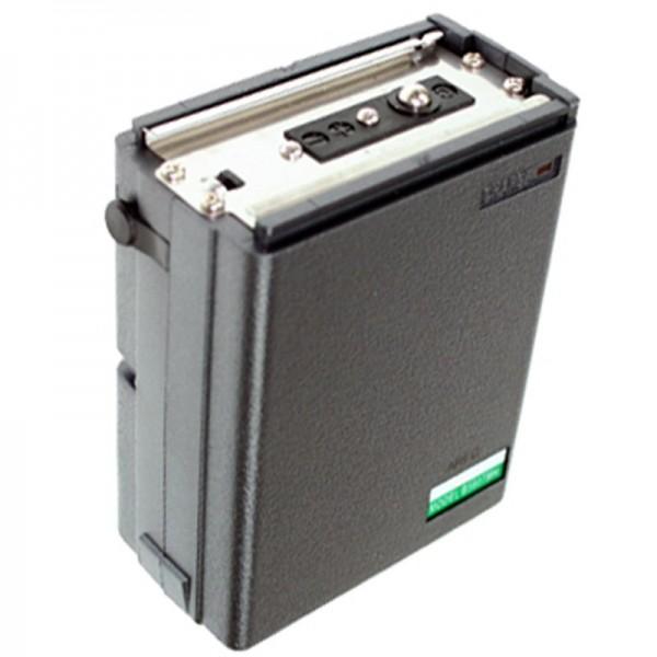 AccuCell batterie adaptée pour ICOM IC 02AT, BP-7, CM7, CM7G
