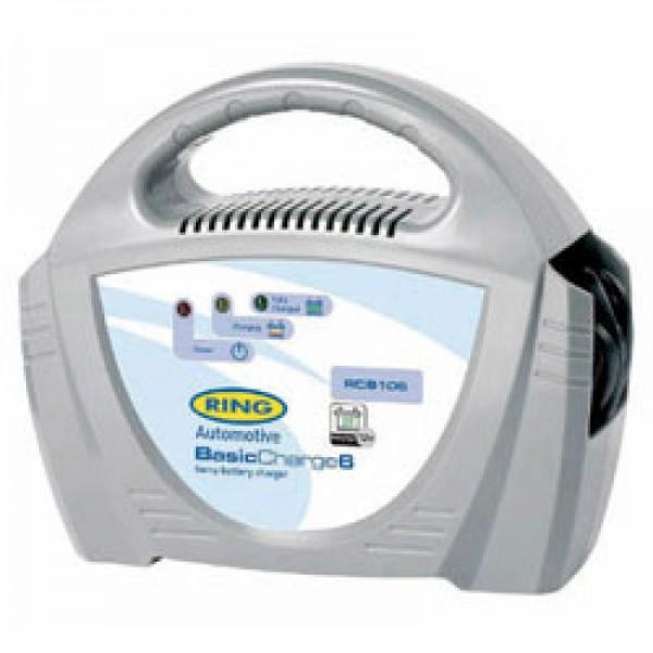 Chargeur de base BasicCharge6 12 volts 6A avec arrêt manuel