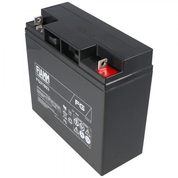 Fiamm FG21703 PB batterie au plomb 12 volts et 17 Ah