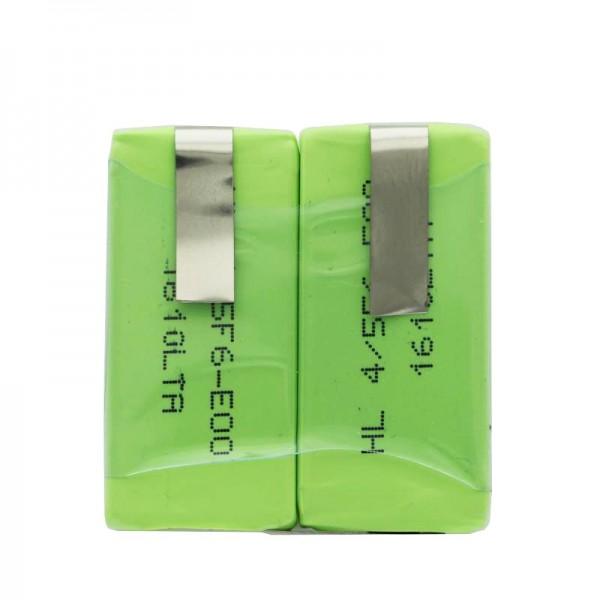 Batterie pour Sanyo 2 x batterie rechargeable NiMH HF-C1U avec support B-90 °