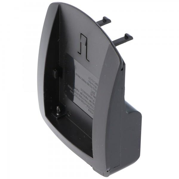 Le chargeur AccuCell est adapté à la batterie Hitachi VM-BPL13, VM-BPL27 ...