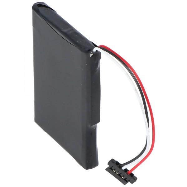 Batterie de réplique Magellan RoadMate 3045 Batterie BP-LP720 / 11-A1B