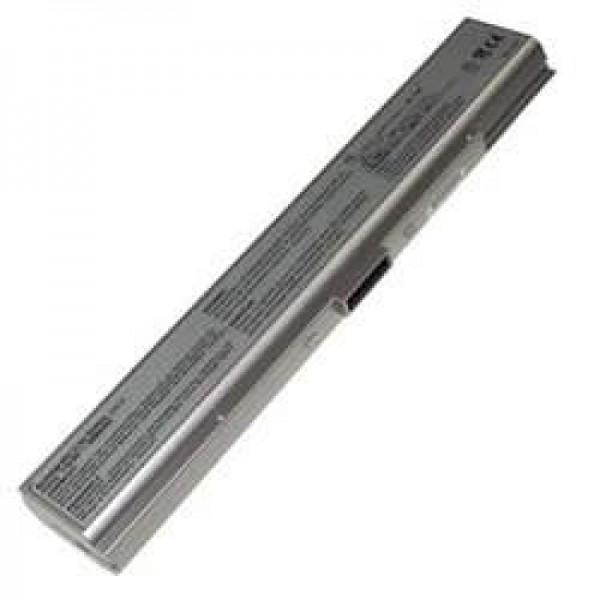 Batterie AccuCell pour Asus W1000, A42-W1, 4400mAh