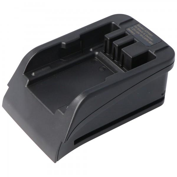 Adaptateur de charge AccuCell adapté à la batterie rechargeable 244760-00, 499936-34, 499936-35, A12, A12EX, A12-XJ, A14, A144, A144EX
