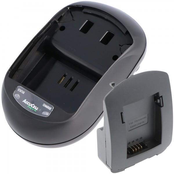 Chargeur de batterie adaptable sur Panasonic DMW-BMB9E, DMC-FZ40 -FZ45 -FZ100