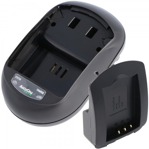 Chargeur rapide AccuCell adapté pour Medion EE-Pack-330