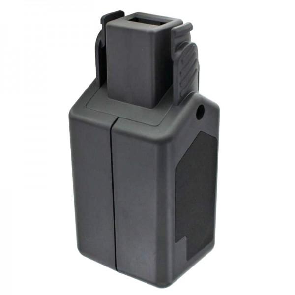 Batterie compatible avec Wolf Garden GTB 815 batterie HSA 45 V, 7420090, 7420072 2Ah