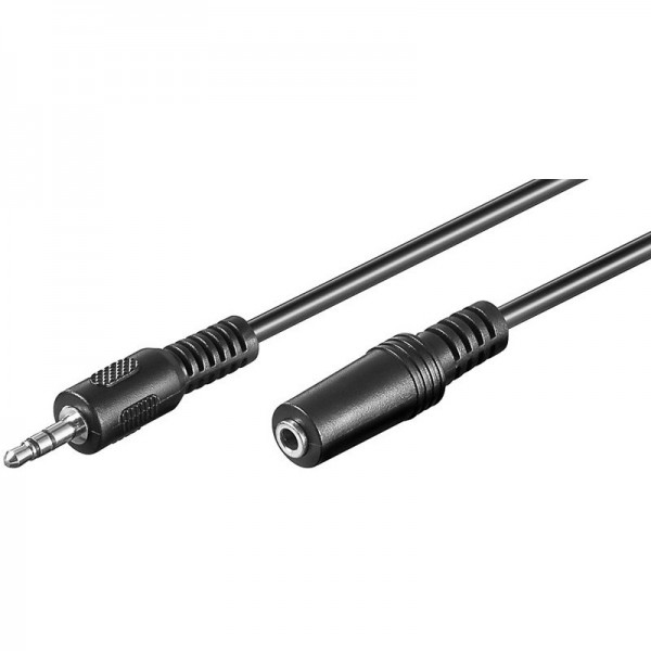 Câble audio vidéo Couplage mâle 10 mm 3,5 mm à 3,5 mm
