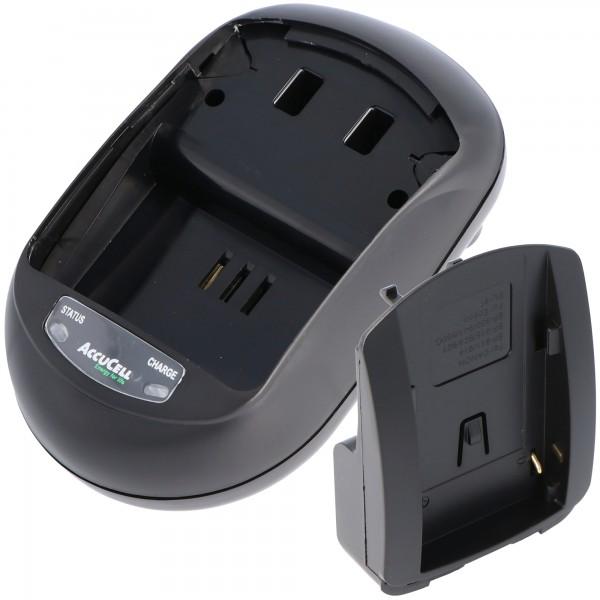 Chargeur rapide pour Canon BP-911, BP-914, BP-915, BP-924 et batterie identique