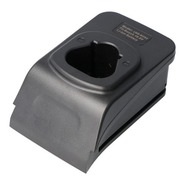 Adaptateur de charge AccuCell adapté à la batterie 2 607 336 013, 2 607 336 014, 2 607 336 333, 2 607 336 863, 2 607 336 864