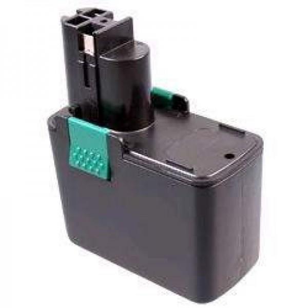 Batterie pour Bosch GSR 14.4 VES2, GSR 14.4 VE2, NiMH 1.7Ah