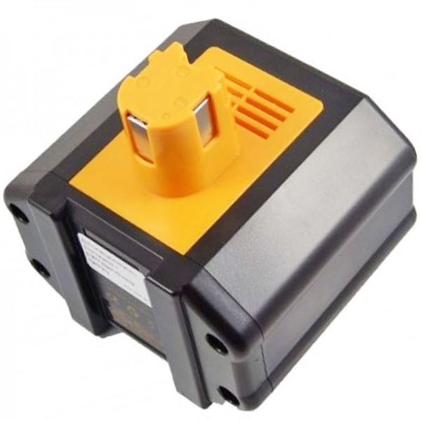 AccuCell batterie adapté pour Panasonic EY6812 24 Volt NiMH 2000mAh batterie