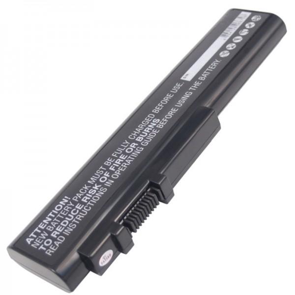 Asus A32-N50, A33-N50, 90-NQY1B1000Y, 90-NQY1B2000Y Batterie de réplique de AccuCell