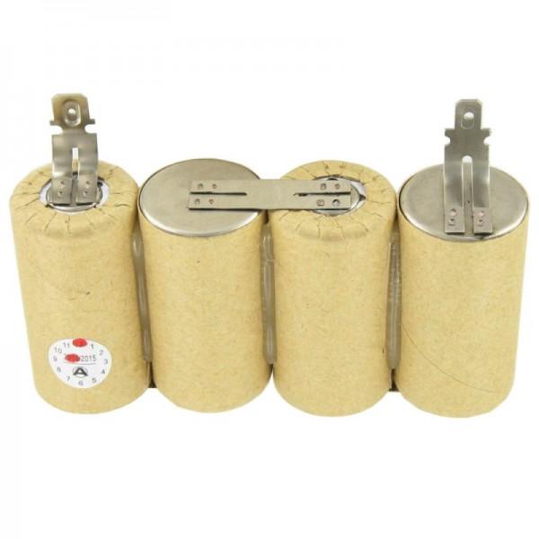 Batterie pour ciseaux à gazon Wolf Vario RV-E8 4.8 volts