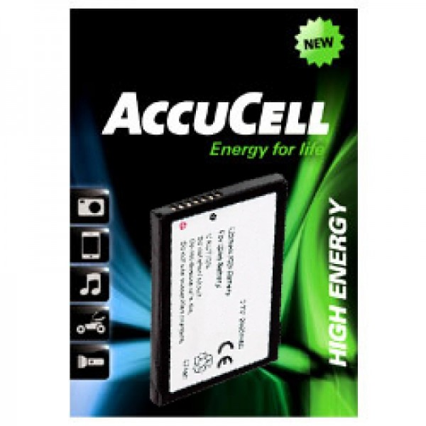 AccuCell batterie adapté pour HP iPAQ 211, 410814-001, FB036AA