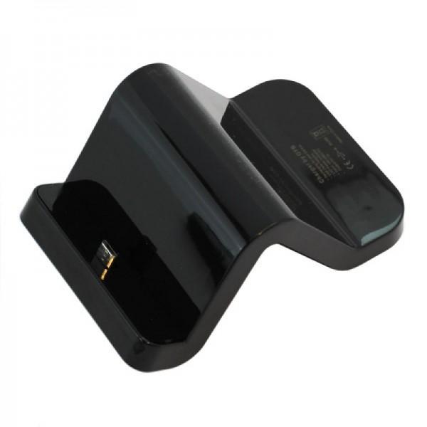 Station d'accueil avec connecteur micro USB variable pour de nombreux appareils