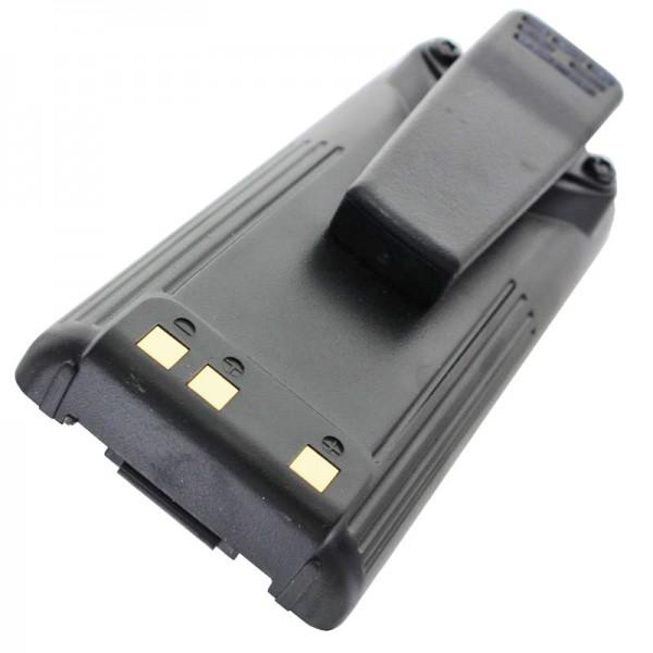 Batterie pour ICOM IC-F3GS, IC-F4GS, BP-209, BP-210, batterie NiMH 1800mAh