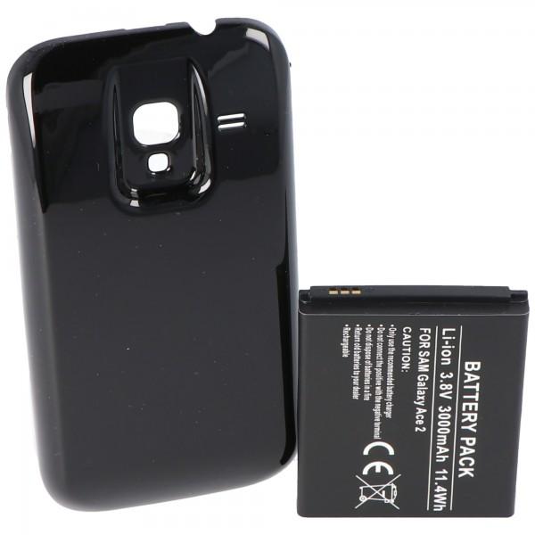 Batterie pour Samsung Galaxy Ace 2, GT-I8160, GT-I8160P de AccuCell