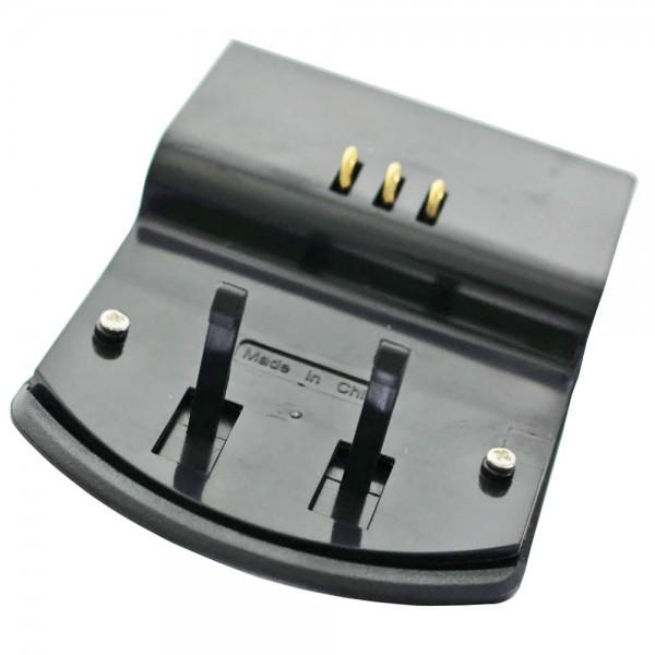 Socle de charge pour JVC BN-V207, BN-V214