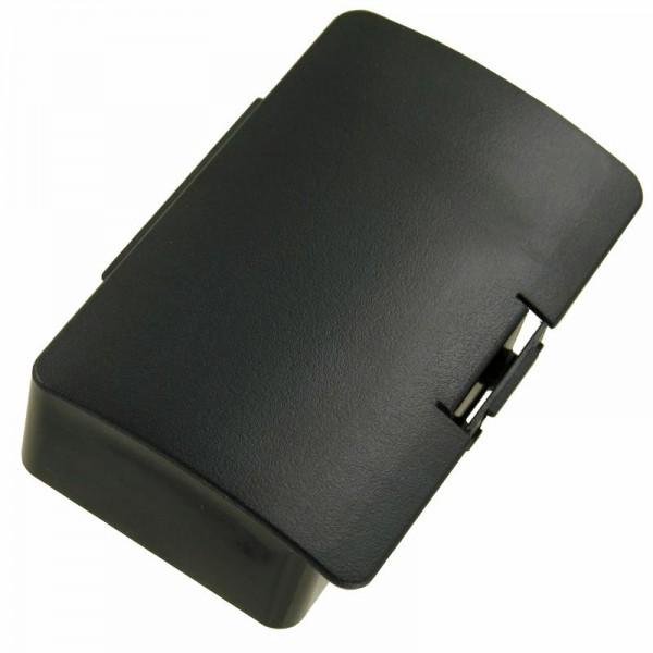 AccuCell batterie adaptée pour Garmin GPSMAP 276c batterie 2200mAh