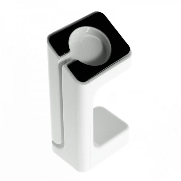 AccuCell Stand blanc pour Apple Watch 38mm et 42mm