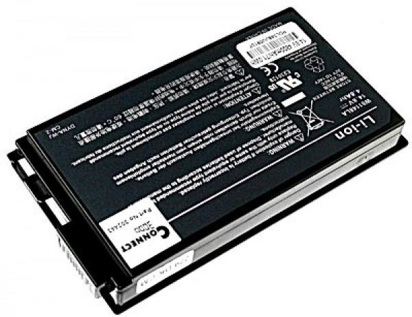 Batterie AccuCell pour Medion MD95211m 40010871, LI4403A, 4400mAh