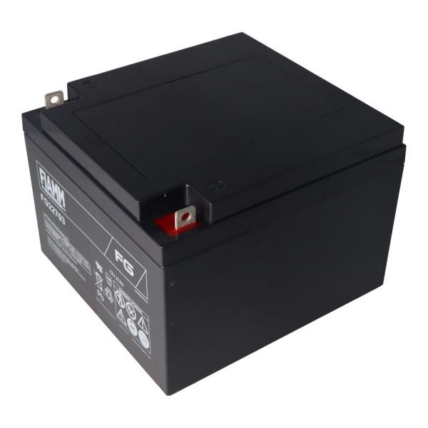 Fiamm FG22703 Câble de batterie PB 12Volt 27Ah