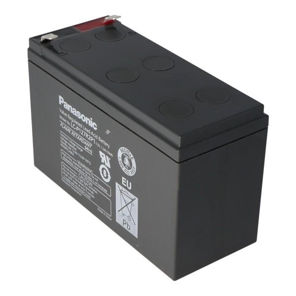 Panasonic LC-P127R2P1 PB Batterie 12 V 7.2Ah VDS G193046