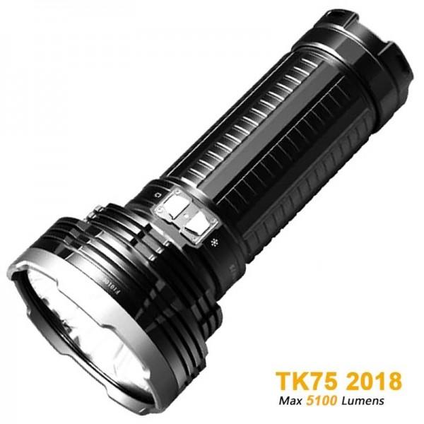Fenix TK75 (2015) Lampe de poche LED Cree XM-L2 U2 d'une puissance maximale de 4 000 lumens