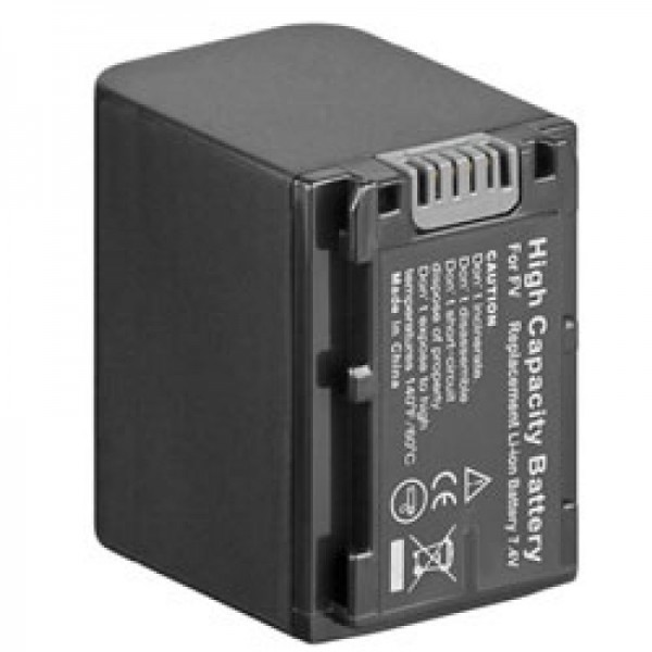 Batterie AccuCell pour Sony NP-FV90, NP-FV70, NP-FV50