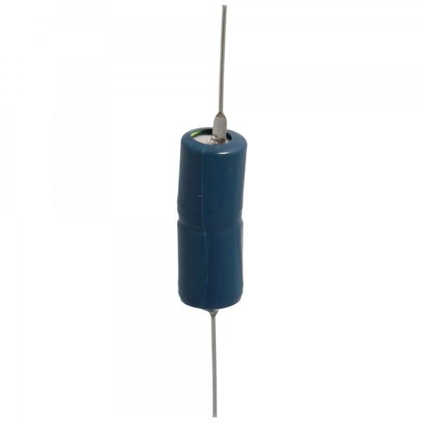 Batterie pour Sanyo N-50SB2 Cadnica avec connexion filaire axial