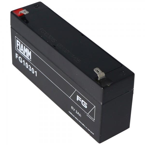 Batterie au plomb Fiamm FG10301, 3.0Ah