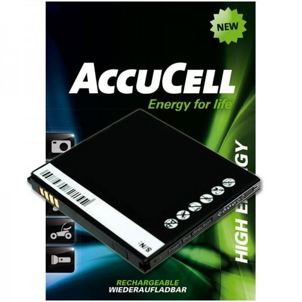 Batterie compatible LG P990 de AccuCell LGFL-53HN, SBPL0103001, SBPL0103002