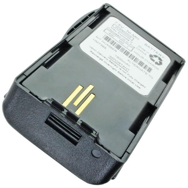 Batterie pour Motorola Visar 1800mAh NTN7394, NTN7395, NTN7396 7,5 Volt 1800mAh