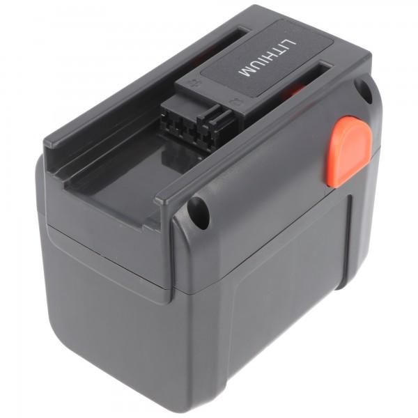 Batterie Li-Ion 4000mAh GARDENA TURBO TRIMMER 8841 comme réplique
