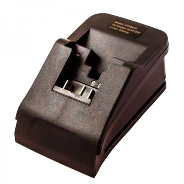 Adaptateur de charge pour batterie Dewalt Li-ion de 7,2 à 20 volts