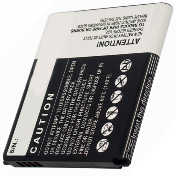 AT & T SGH-I437 batterie de remplacement de AccuCell