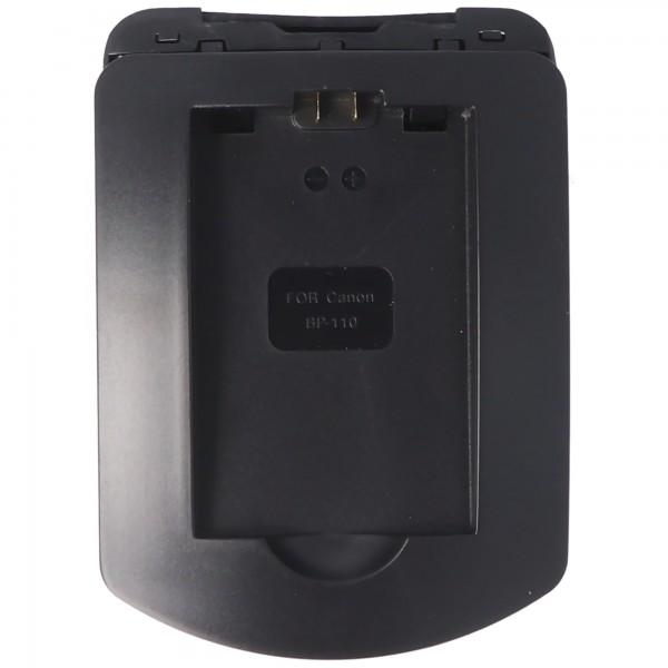 Chargeur pour le Canon BP-110, HF R206, HF R26, HF R28, CG-110