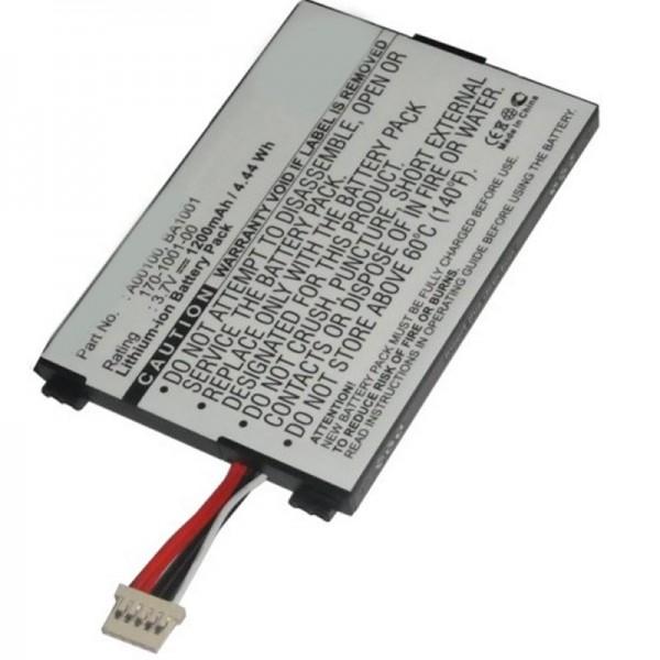 Batterie pour Amazon Kindle D00111, batterie 170-1001-00, batterie BA1001