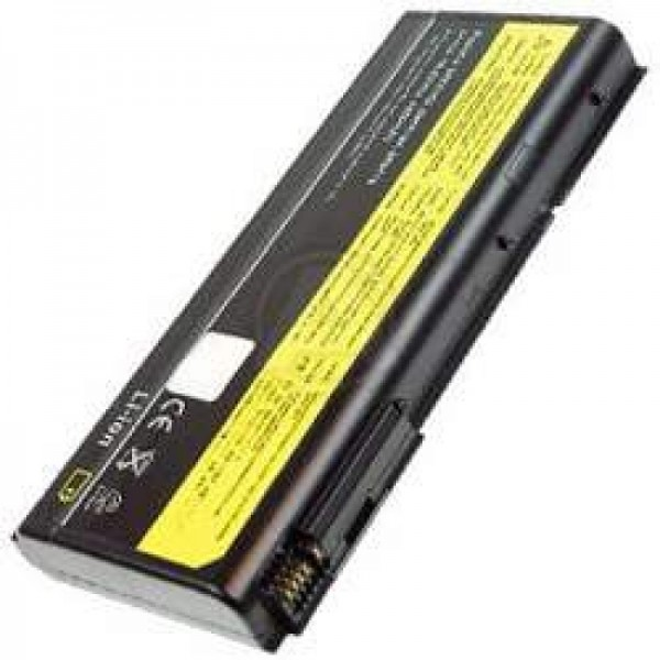 Batterie AccuCell pour IBM ThinkPad G40, 08K8183, 4400mAh