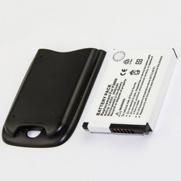 Batterie AccuCell adaptable sur HTC Trinity, TRIN160