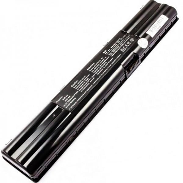 Asus A3, A6, Z91, A42-A3, A42-A6, A41-A3, A41-A6 Batterie de réplique de AccuCell avec 5200mAh