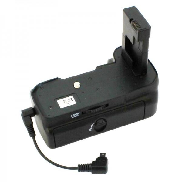 Poignée d'alimentation compatible avec les Nikon D3100, D3200, fonctionne avec 2 piles de type EN-EL14