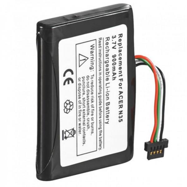 AccuCell batterie compatible avec la batterie Yakumo 1038006