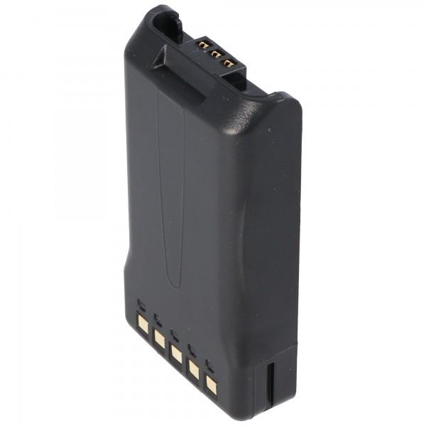 Batterie compatible avec Kenwood TK-2140, TK-2170, KNB24L, 2100mAh