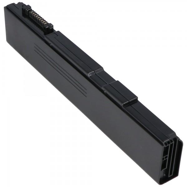 Batterie adaptée pour TOSHIBA PA3788U-1BRS, PABAS221, PABAS223, 10.8 V 4400mAh