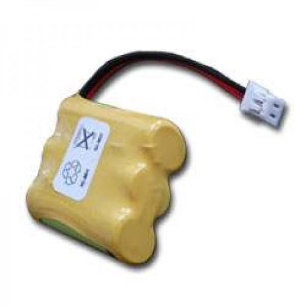 AccuCell batterie adaptée pour Siemens DialOn, 400mAh